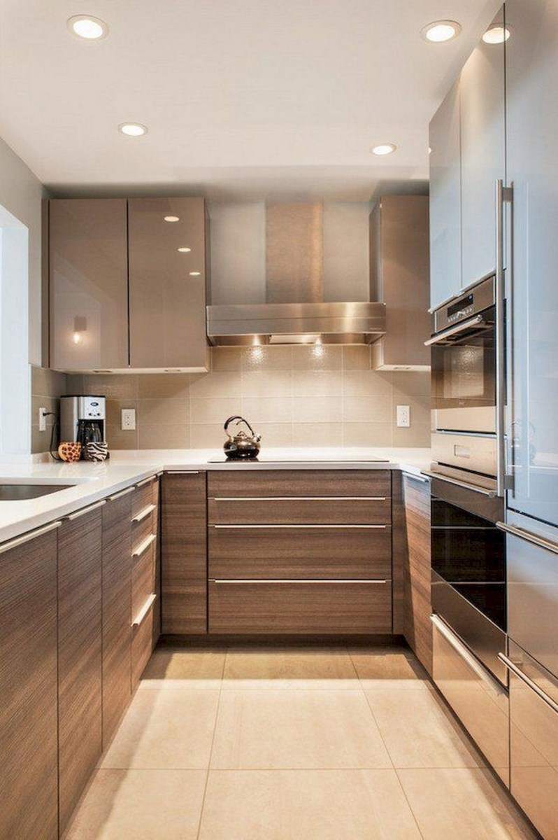 86 Some Small Kitchen Ideas To Help You Do Up Your Kitchen 62
