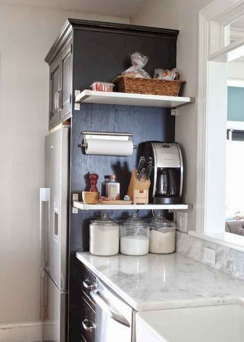 86 Some Small Kitchen Ideas To Help You Do Up Your Kitchen 67
