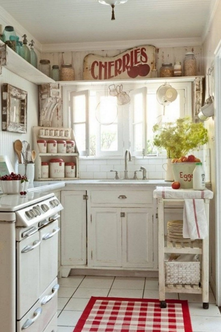 86 Some Small Kitchen Ideas To Help You Do Up Your Kitchen 73