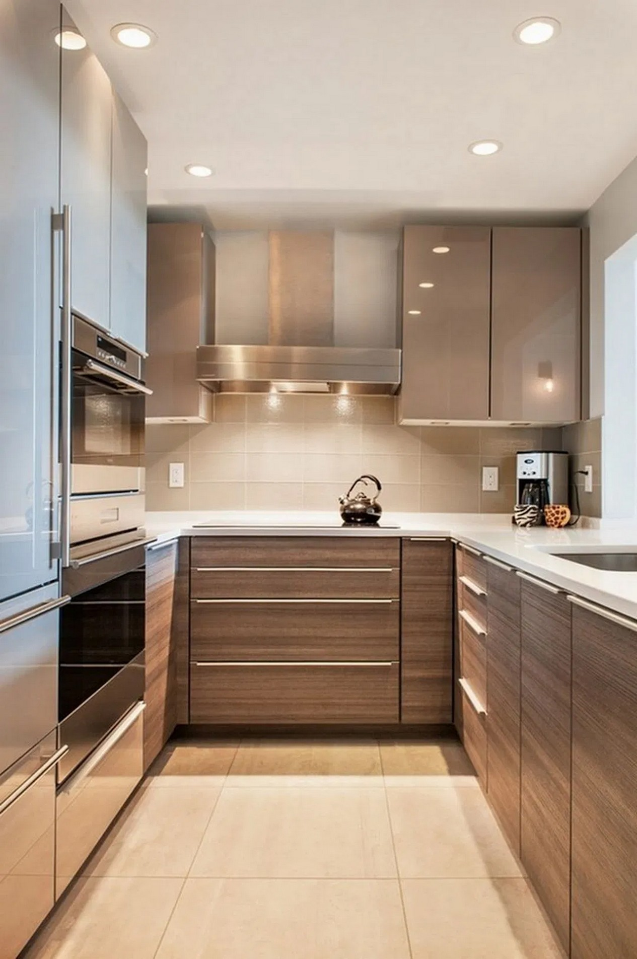 86 Some Small Kitchen Ideas To Help You Do Up Your Kitchen 78