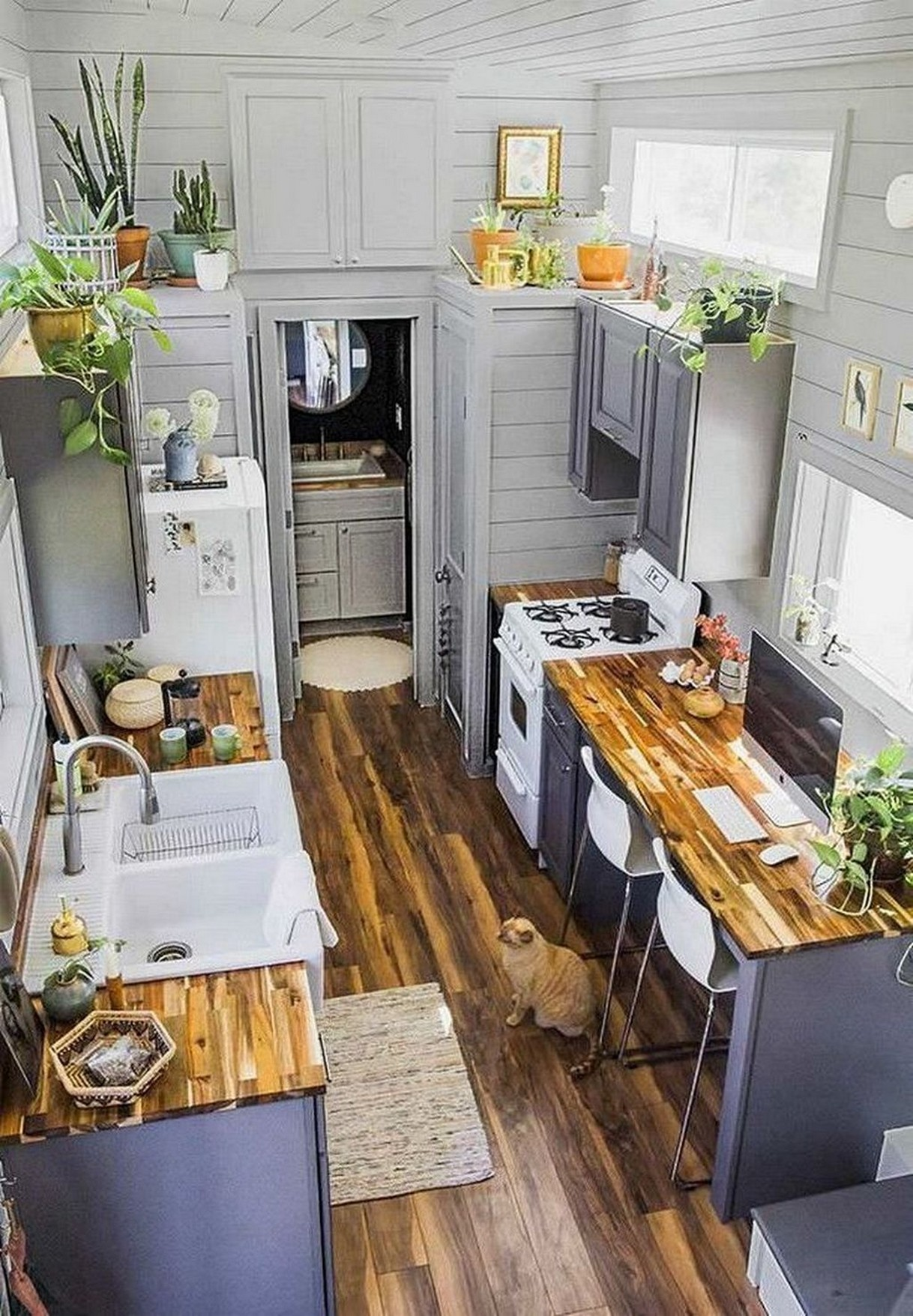 86 Some Small Kitchen Ideas To Help You Do Up Your Kitchen 79