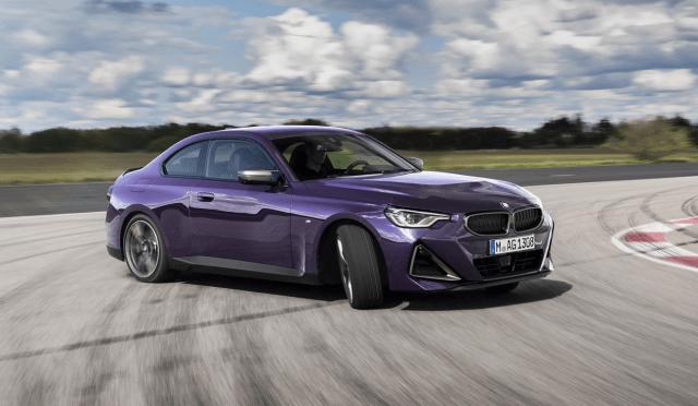 2022 BMW 2 Series Sedan Redesign