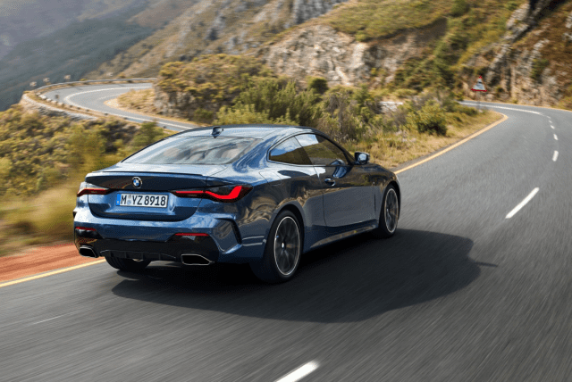 2022 BMW 4 Series Convertible Release Date