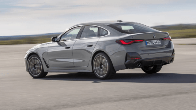 2022 BMW 4 Series Release Date