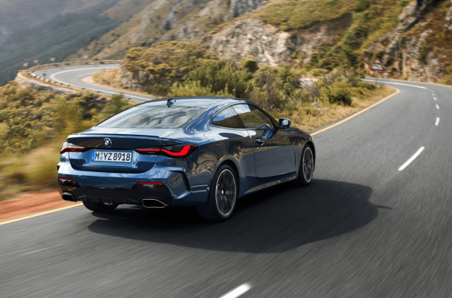New BMW 4 Series 2022 Release Date