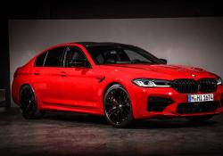 2022 BMW 5 Series 530i Engine