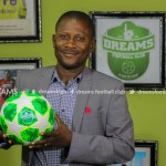 OFFICIAL: Dormon confirmed Dreams FC manager