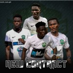 Four DFC Players Sign New Contract.