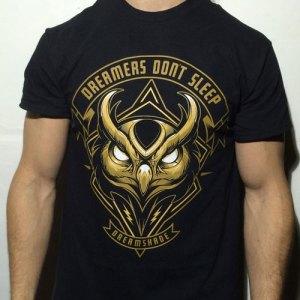 Dreamers Don't Sleep T-shirt
