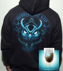 Dreamers Don't Sleep Zip-Hood + Signed Album VIBRANT Bundle