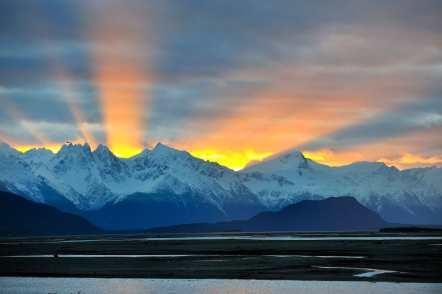 Alaska Sunrise 2