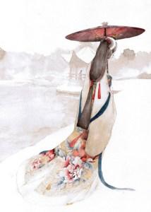 robe-redflower-snow