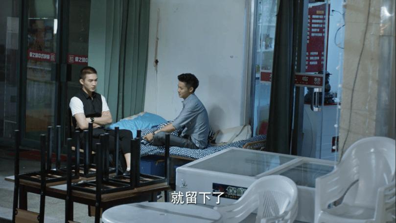 KO has been using Mo Zha Ta's blankets and sheets ... ...