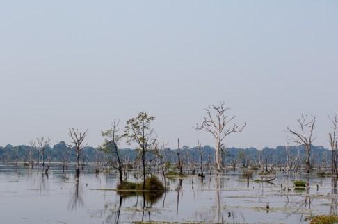 Angkor Water Reservoir