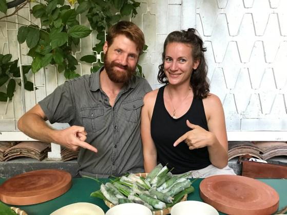 Cooking Class at iamsaigon