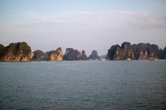 Halong Evening View