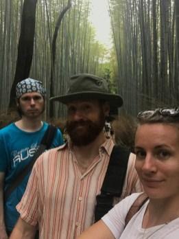 Bamboo Threes