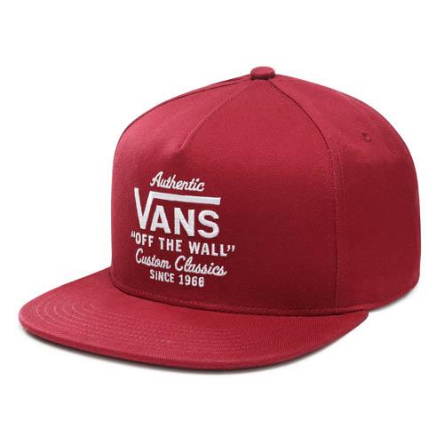 Vans Wabash Snapback Rhumba Red