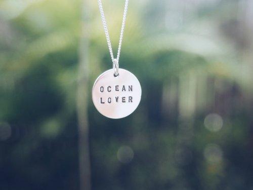 Ketting ocean lover