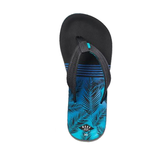 Reef Slippers Aqua Palms
