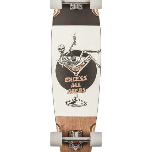 Globe The All-Time Excess Longboard