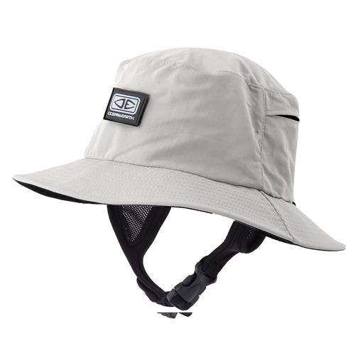 Ocean & Earth Soft Peak Hat Grey