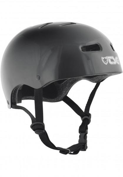 TSG Skate/BMX Solid Color Flat-Black