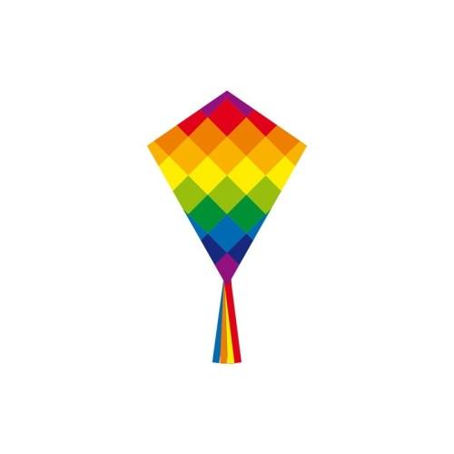 Eddy 70 Rainbow Patchwork
