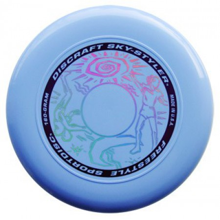 Sky Styler Disc Light Blue