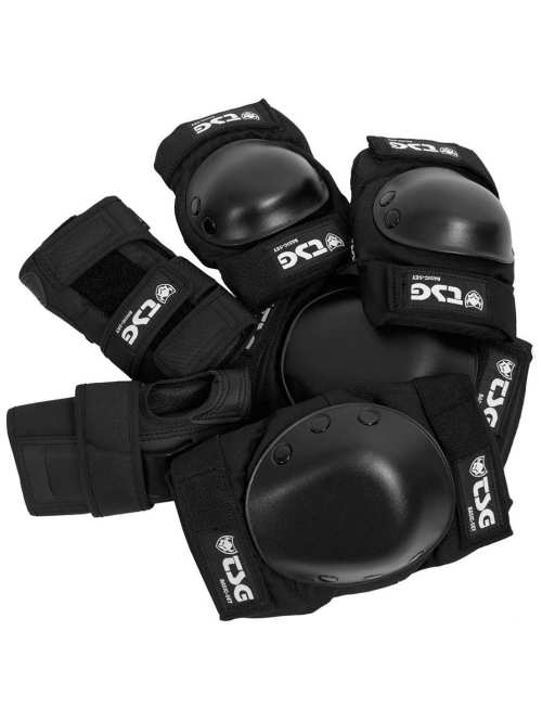 Tsg Basic Black Protection Set Small