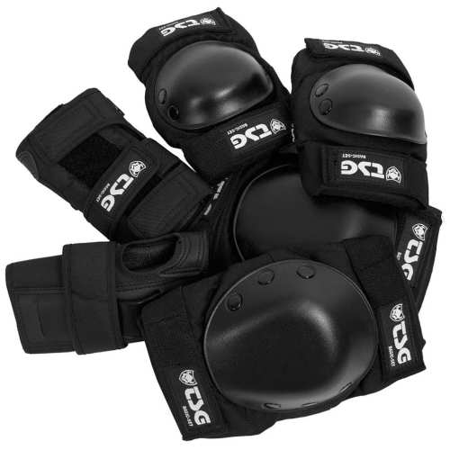 Tsg Basic Black Protection Set Small