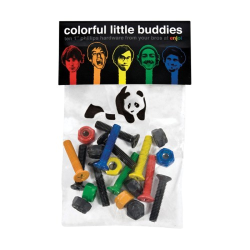 Enjoi Colorfull Little Buddies Hardware