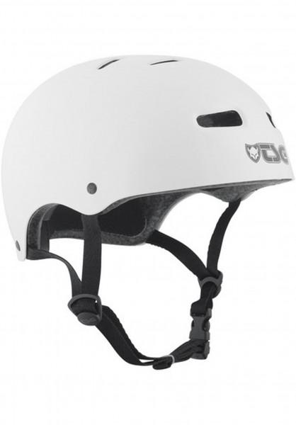TSG Skate/Bmx Injected White S/M