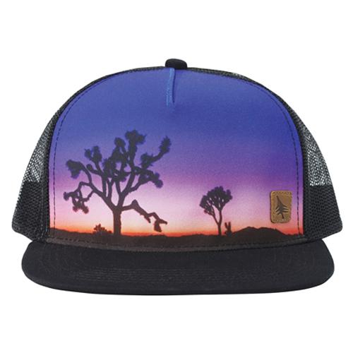 HippyTree Yucca Hat Black