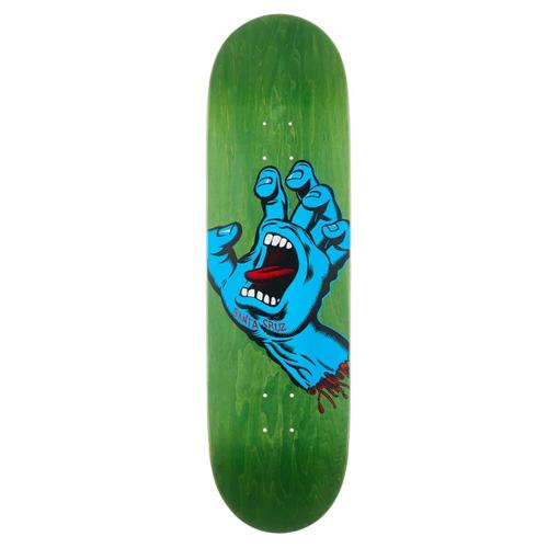 Santa Cruz Screaming Hand Green 8.8