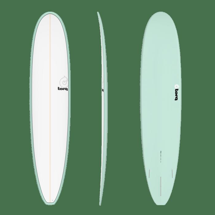 Torq Longboard Seagreen White 9'0