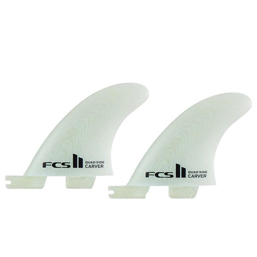 FCS II Carver PG Small Quad Rear Side Byte Retail Fins