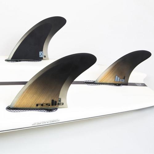 FCS II RM PC Twin+1 XLarge Retail Fins