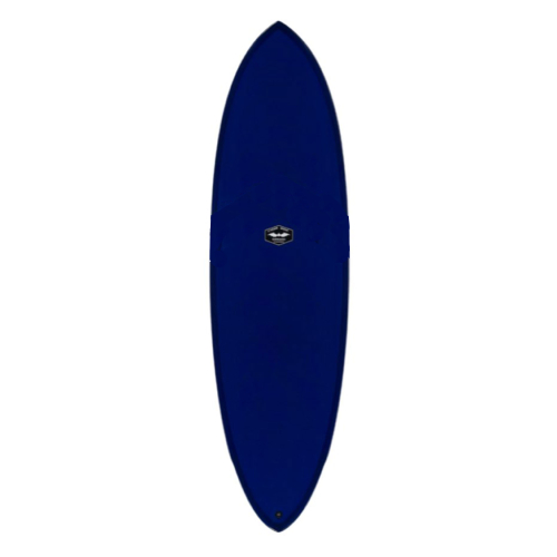 CJ NELSON SURFBOARD Music with Chevron XEON 6'6''