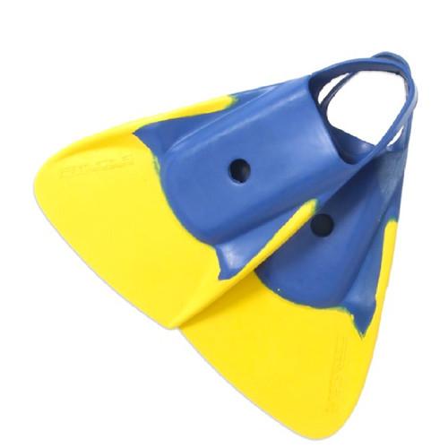 Vision Blade Swim Fins Blue Yellow