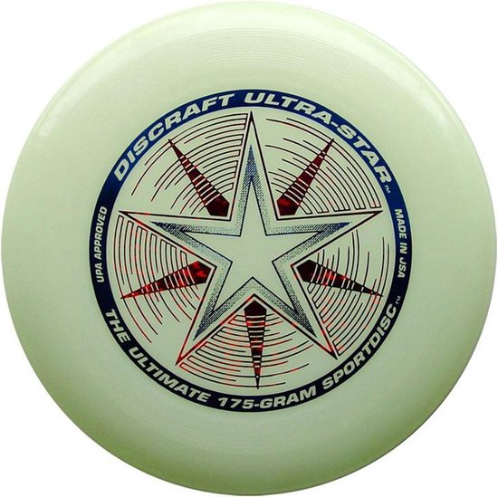 Discraft Ultrastar 175g Nite Glo
