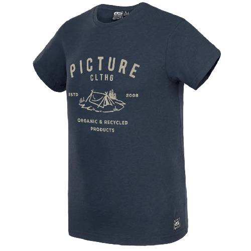 Eugene Tee Dark Blue