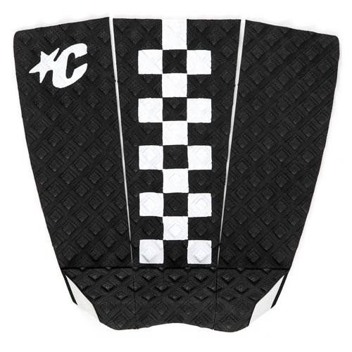 Footpad Jack Freestone Lite Black White Chex