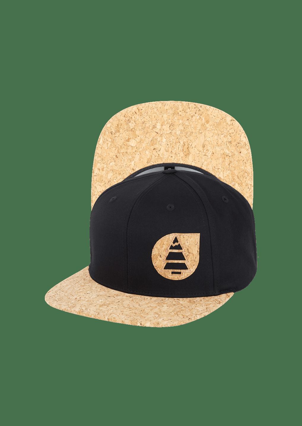 Narrow Cap Black
