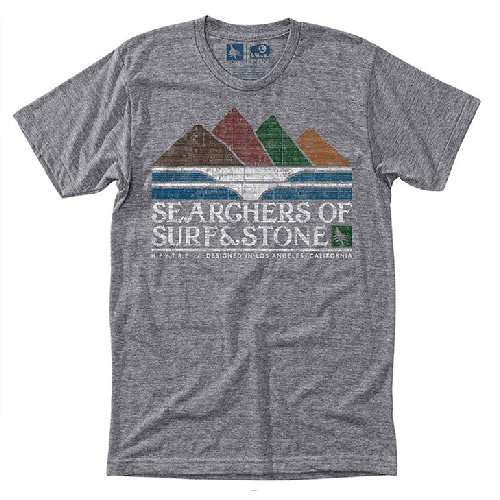 HippyTree Searchers Tee