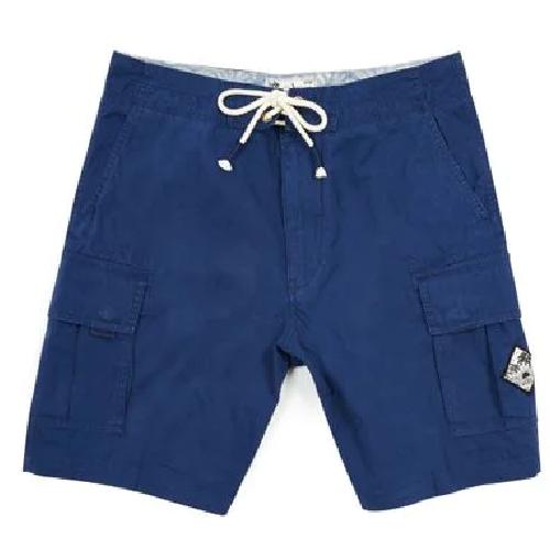 Vans Tudor Evil Blue Shorts