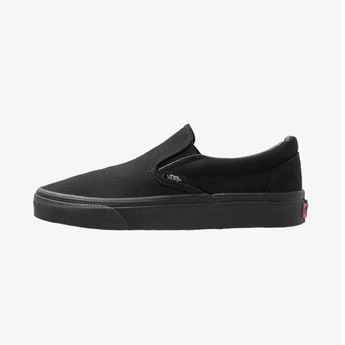 Vans Classic Slip-On Black Black