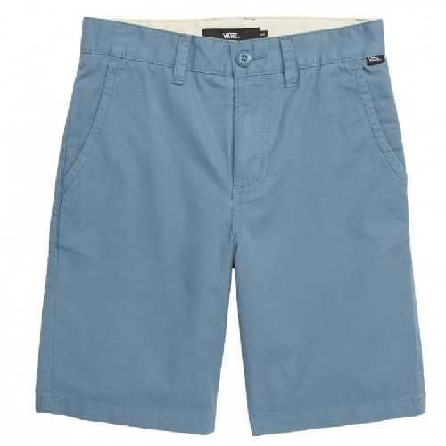 Vans Authentic Cuff Shorts Bluestone