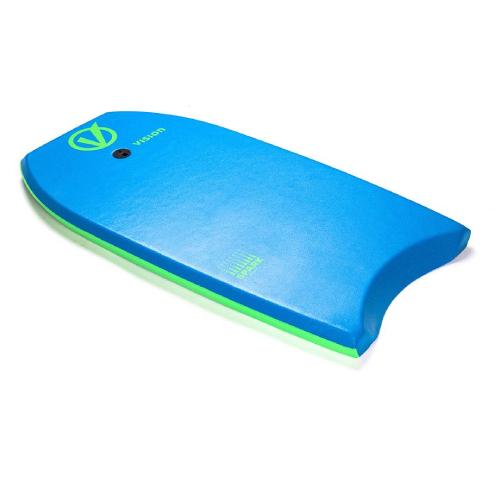 Vision Spark Bodyboard Blue Green