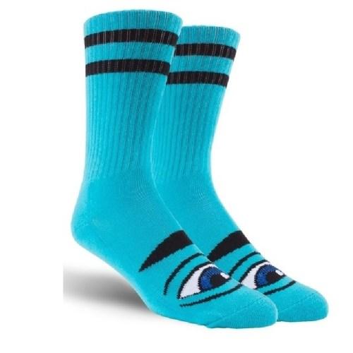 Toy Machine Sect Eye Socks III Blue